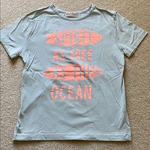 Boys Zara t-shirt size 9-10
